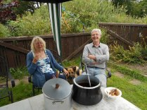 Allotment Open Day 24th July 2016 (3)